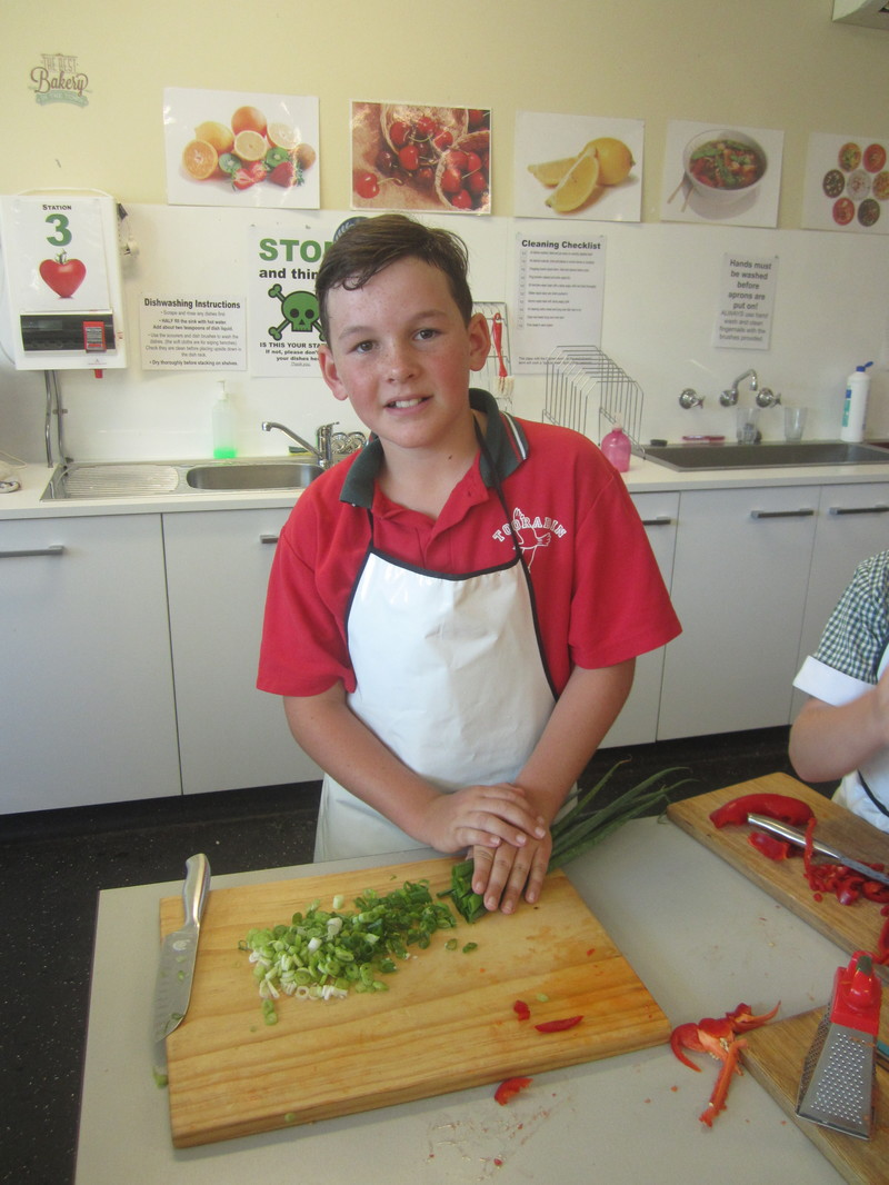 Stephanie Alexander Kitchen Garden National Program Stephanie Alexander Kitchen Garden Program Tooradin Primary School